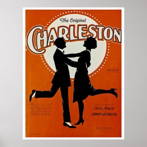 The Original Charleston Posters