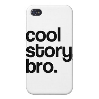 THE ORIGINAL COOL STORY BRO CASE FOR THE iPhone 4