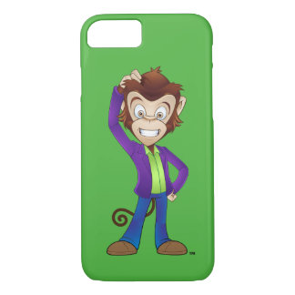 The Original Drunk Monkey iPhone Case