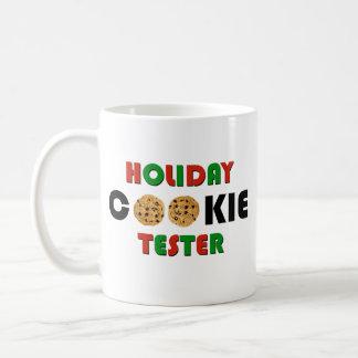 The Original Holiday Cookie Tester Mug