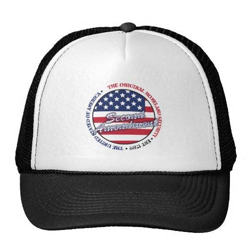 The original homeland security - Second amendment Trucker Hat