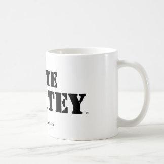 The original IHR coffee mug