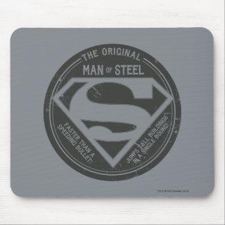 The Original Man of Steel Mousepad