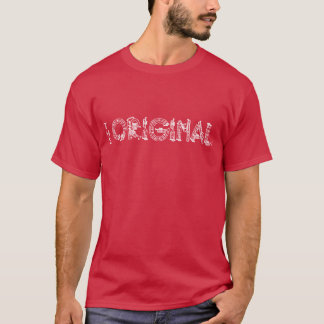 The Original - musical themed set T-Shirt