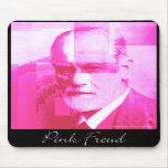 The Original Pink Freud Mousepad