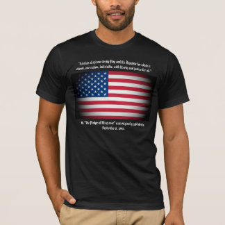 The Original Pledge of Allegiance T-Shirt