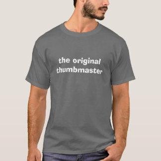 the original thumbmaster T-Shirt