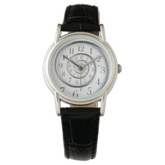 The Original Time Abstract Clock Watch
