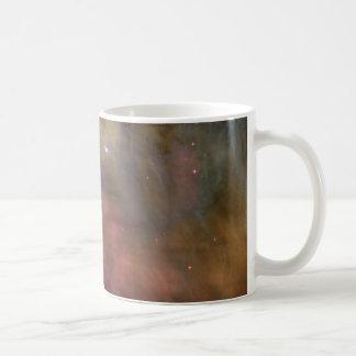 The Orion Nebula Basic White Mug