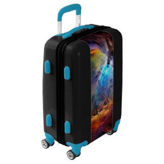The Orion Nebula Luggage