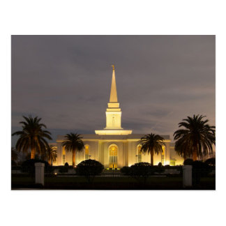 The Orlando Florida LDS Temple Postcard