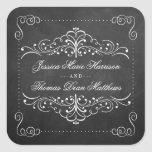 The Ornate Chalkboard Wedding Collection - Seals