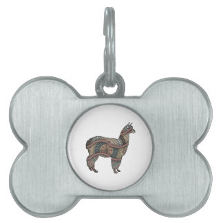 THE ORNATE ONE PET ID TAG
