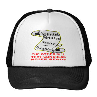 The Other Bill Congress Never Reads Bill Of Rights Cap