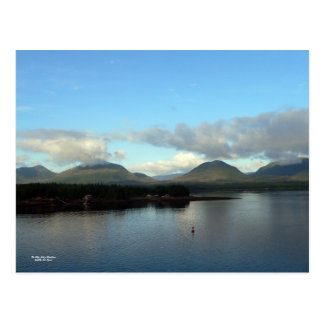 The Other Side of Ketchikan Postcard