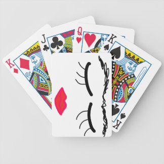 the other sleeping beauty collection bicycle playing cards
