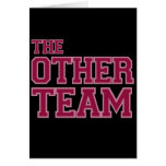 The Other Team Card