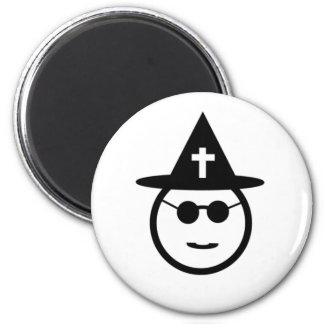 The Other Witch 6 Cm Round Magnet