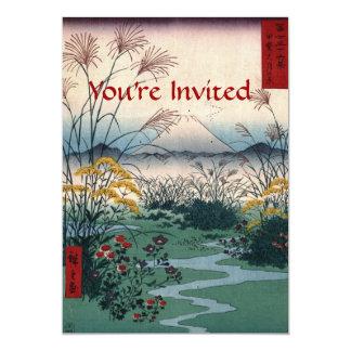 The Otsuki Plain, You're Invited Card