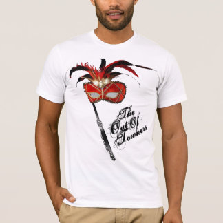 The Out-Of-Towners - Masquerade T-Shirt