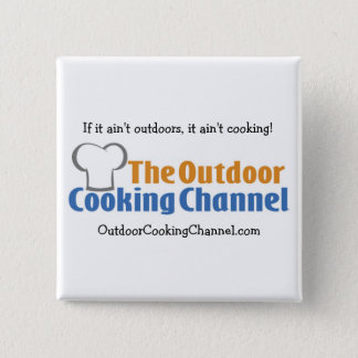 The Outdoor Cooking Channel Button