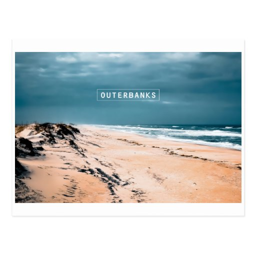 The Outer Banks - Cape Hatteras National Seashore. Post Cards