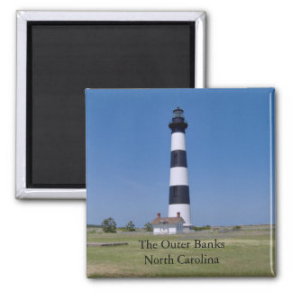 The Outer Banks North Carolina Lighthouse magnet