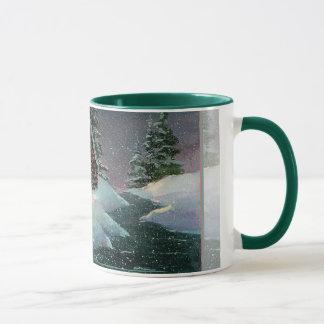 THE OUTSIDER by SHARON SHARPE Mug