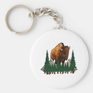 The Overlook Key Ring