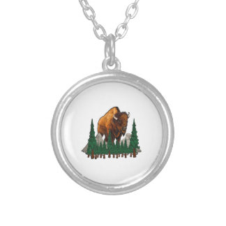 The Overlook Silver Plated Necklace