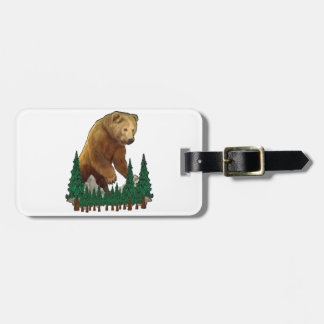 The Oversite Luggage Tag