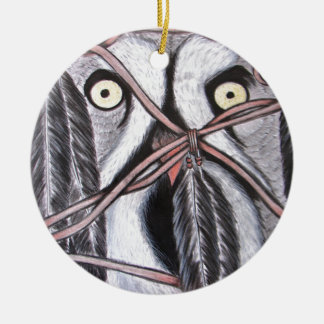 The Owl Christmas Tree Ornament