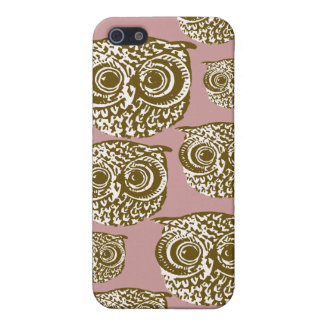 The owl iPhone 5/5S cover