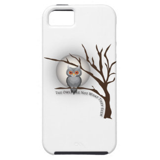 The Owls Are Not What They Seem Tough iPhone 5 Case