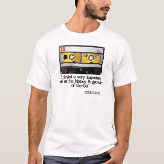 The PA Tape - White T-Shirt