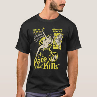 The Pace That Kills - Vintage Tee