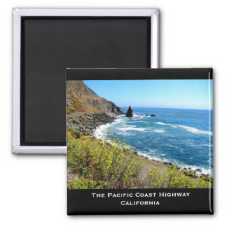 The Pacific Coast Highway Magnet