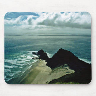 The Pacific Ocean Meets The Tasman Sea Mouse Pad