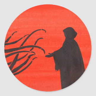 The Pact Classic Round Sticker