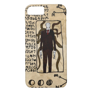 The Pages of the Necronomicon iPhone 7 Case