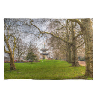 The Pagoda Battersea Park London Placemat