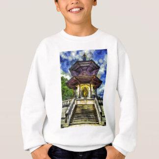 The Pagoda Van Gogh Sweatshirt