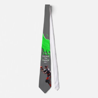 The Paintball Tie