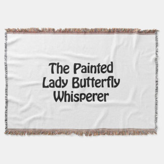 the painted lady butterfly whisperer