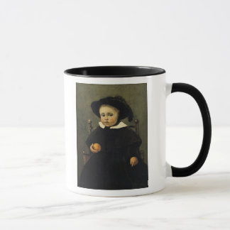 The Painter Adolphe Desbrochers as a Child Mug