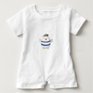 The Painter Bird Baby Bodysuit