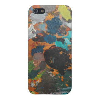The painter s old palette - Iphone 4 case
