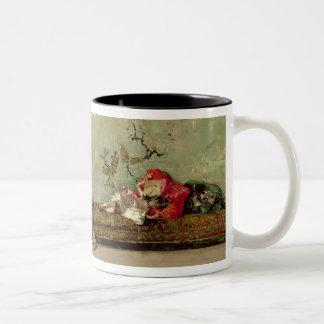 The Painter's Children in the Japanese Salon Coffee Mug
