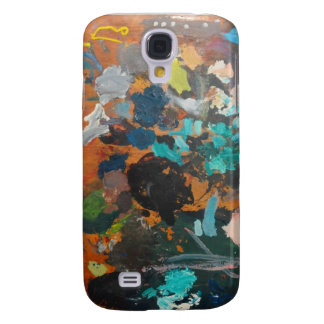 The painter's old palette - iphone 3 case