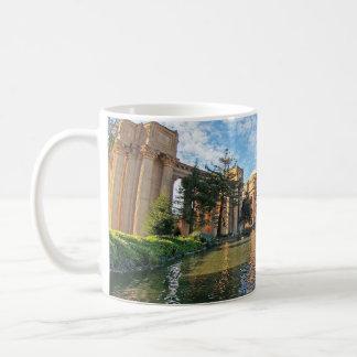 The Palace of Fine Arts California Coffee Mug